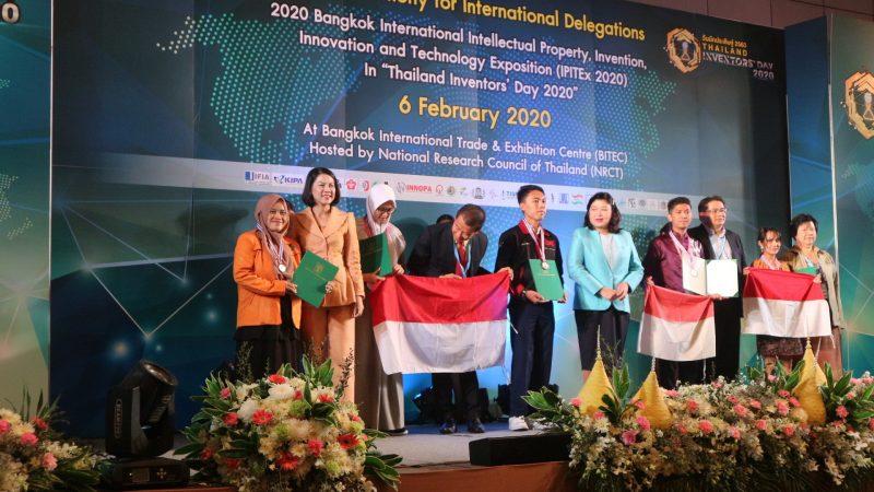 PAI Menangkan Medali Emas Internasional di Event Teknologi