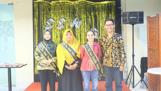 Mahasiswa PAI Raih Most Inspire Delegate di Malaysia