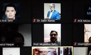 Dosen BSA Ikuti Seminar Jawaharlal Nehru