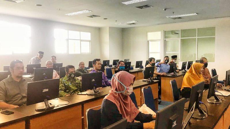 Pelatihan E-Learning Dosen PAI UAD