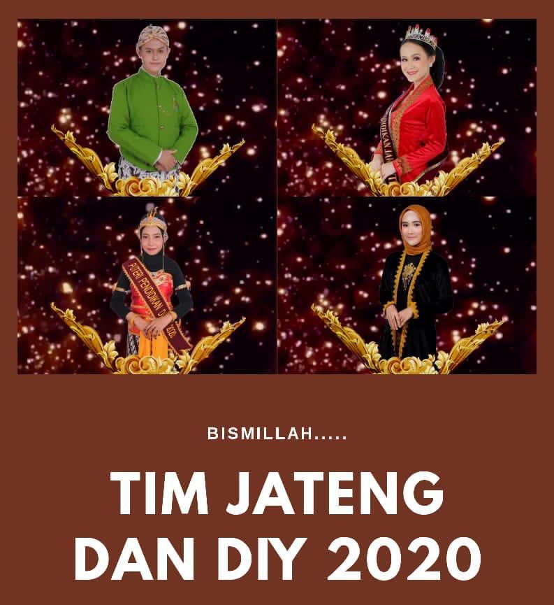 Mahasiswa Prodi BSA Wakili DIY-Jateng di Ajang Pemilihan Putera Puteri Pendidikan Indonesia 2020