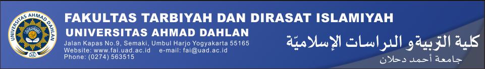 Fakultas Tarbiyah dan Dirasat Islamiyah