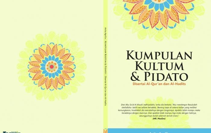"Mahasiswa Tafsir Hadis menerbitkan buku dengan judul "" Kumpulan kultum dan Pidato """