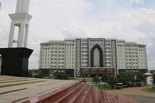 Pelayanan Surat Menyurat Online Fakultas Agama Islam
